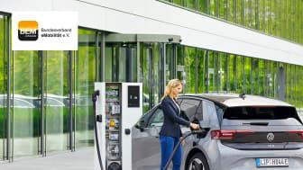 Phoenix Contact E-Mobility kommer med i German Federal Association for eMobility (BEM)