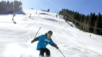Isaberg Vinter - - Downhill skiløb