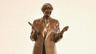 Limited edition Victoria Wood scale sculptures on sale to raise funds for memorial statue