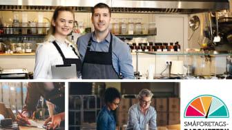Liten konjunkturavmattning bland Skaraborgs småföretag