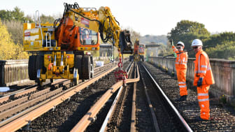 Brighton Main Line Upgrade Ouse Valley Oct 10