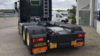 Olaf Jensen får ny V8'er