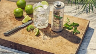 Carlsberg lanserar Amber Bay Fresh lime