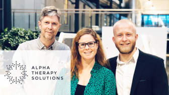 Teamet på Alpha Therapy Solutions / Bild: ATS