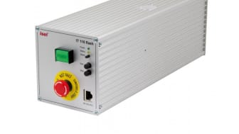 Freely programmable compact controller for a linear or circular axis with 2-phase stepper motor