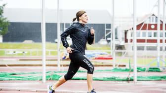 Sanna Kallur satsar mot nya framgångar tillsammans med Craft. Foto: Ulf Palm.
