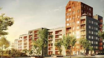 Energy Machines AB går vidare med nytt projekt i bostadsfastighet med Eneo Solutions