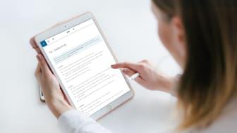Digitaler Gesundheitscheck: Via Checkware können Ärzte nachvollziehen, ob eine Behandlung vor Ort nötig ist.