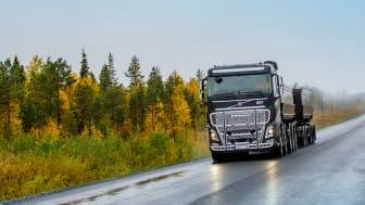 1,200 MSEK (115 MEUR) investment in Kaunisvaara-Svappavaara roads