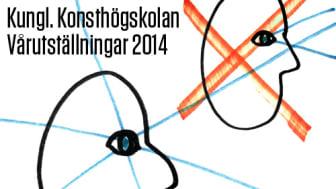 Välkommen till Kungl. Konsthögskolans vårutställningar 2014!