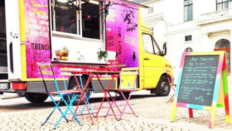 Food trucks are rollin´ in to Borås during No Limit Street Art