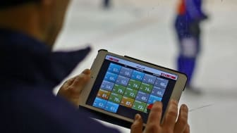 Suomen U18-jääkiekkomaajoukkue on käyttänyt Polar Team-sovellusta valmistautuessaan MM-kisoihin