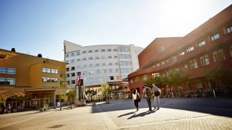 Intresset för Jönköping Universitys utbildningar fortsatt stort