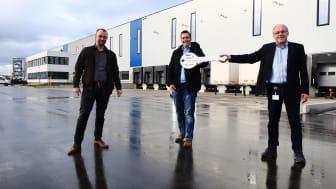 DSV Solutions verdoppelt Lagerkapazitäten in Lahr