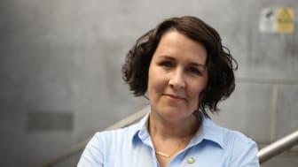 Mätta Ivarsson, gruppledare för Miljöpartiet i Region Skåne.