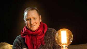 Nu är det dags att nominera kandidater till Energiklappen. På bilden: Richard Järlstam, marknads- och försäljningschef på Linde energi. Foto: Linde energi.