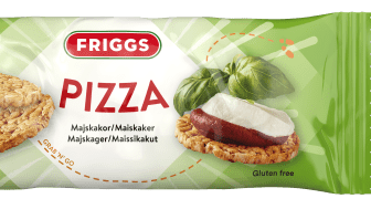 Friggs snackpack, pizza