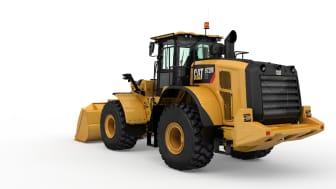 Cat 972M XE, frilagd