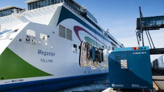 A new port efficiency tool developed by DNV GL Maritime Advisory indicates that the Port of Helsinki's use of a MoorMaster™ automated mooring system reduces vessel fuel consumption by up to 2,800 tonnes every year.