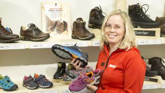 Med ett brett sortiment av skor och kängor, hög service och kunskap kring skor och fötter samt en frilufts- och jaktintresserad befolkning känns Meindls konceptbutik som ett lyckat koncept i Östersund.