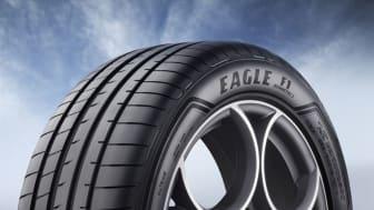 Goodyear lanserar nya Eagle F1 Asymmetric 3 SUV, ett UHP-däck för SUV:ar