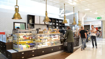 Espresso House öppnar nytt på Landvetter