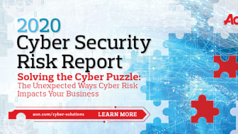 2020 Cyber Security Risk Report - Solving the Cyber Puzzle