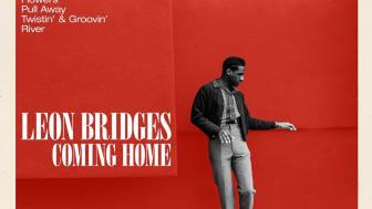 "Hyllade Leon Bridges släpper debutalbumet ""Coming Home"" 19 juni"