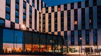 Clarion Hotel Helsinki Airport on nyt nimeltään Clarion Hotel Aviapolis