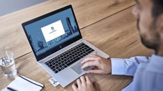 Mjukvara för filkryptering som skyddar känslig och sekretessbelagd information.