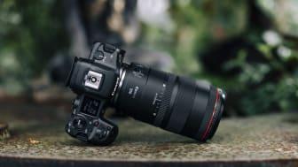 Canon RF-objektiver: Nye 400mm og 600mm optimerede teleobjektiver og 100mm makrooptik med variabel bokeh
