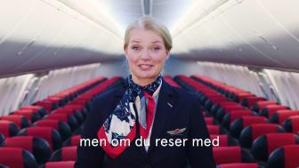 Norwegians nya handbagageregler