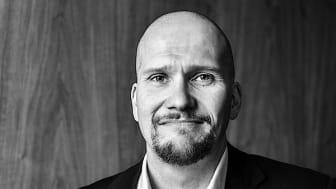 Ekonomichef Fredrik Axelsson. Foto: Annika Persson