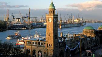 Hamburg/Elbe: Hafen © Deutsche Zentrale für Tourismus e.V.   F: Hans Peter Merten