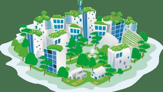 """Nytt koncept med """"plusstad"""" kan göra Landvetter Södra del av världsutställning för hållbar stadsutveckling 2030"""