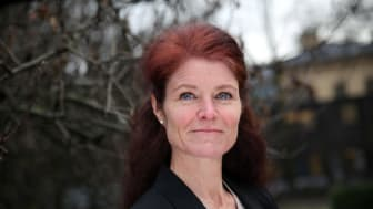 Kari Jussie Lønning ber enda flere studenter svare på HELT ÆRLIG-kampanjen, for resultatene er avgjørende for studenthelsetilbudene i framtiden. (Foto: Unni Irmelin Kvam / SiO)