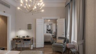 Svit med connecting rum, Bolinderska Palatset