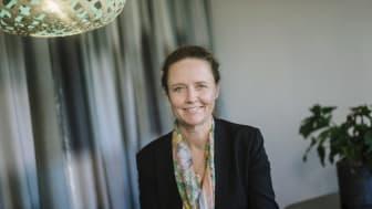 Anna Eriksson, generaldirektör för DIGG - Myndigheten för digital förvaltning