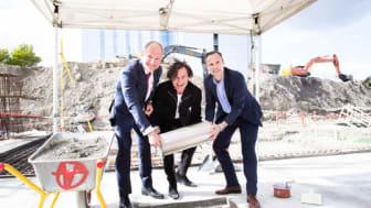 Byggeriet af Nordens største lufthavnshotel officielt sat i gang i CPH