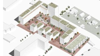 Alma Property Partners and AG Gruppen acquire land to build 15,500 sqm of new residential in Greater Copenhagen