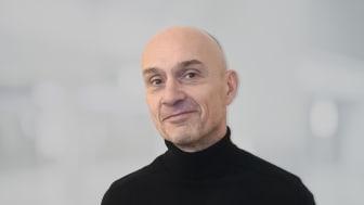"""Josip """"Beppo"""" Buic är ny försäljningsingenjör för större fastigheter på CTC."""