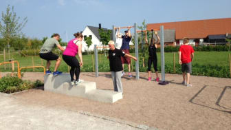 Nu blir Malmö ännu mer aktivt!