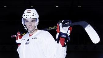 NOCCO ny stolt sponsor till André Burakovsky