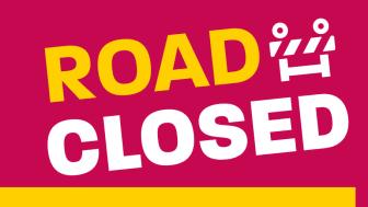 Road Closed - Heywood Road in Prestwich