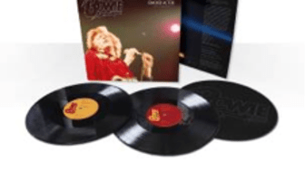 DAVID BOWIE releases på Record Store Day !