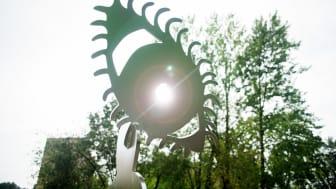 Barnens skulpturpark - Hemligheten (detalj2)