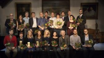 Pressbilder på de nominerade 2014