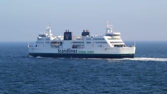 Scandlines Fähre in polnischer Werft beschädigt