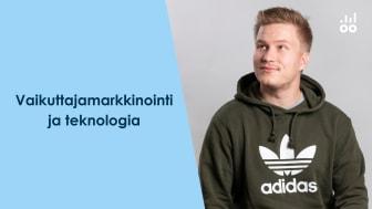 Joona Haatainen on Troot Oy:n CEO