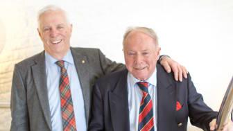 För 30 år sedan grundade Jan G. Smith och Leif Smith ABIGO Medical AB, i dag det enda företaget som tillverkar avancerade sårläkningsprodukter i Sverige.